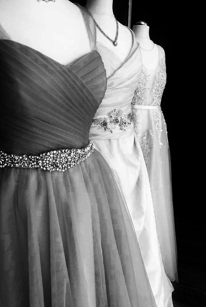 Kleider Detail